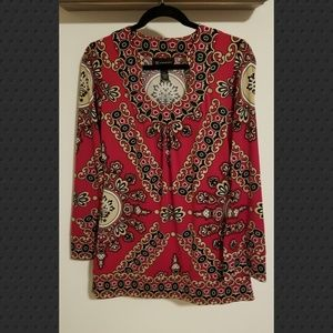 SIZE SMALL INC BLOUSE
